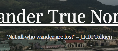 Wander True North blog – Review…A Question of Faith